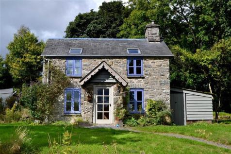 Ffrwd Wen, Carno, Caersws, Powys, SY17, Mid Wales - Cottage / 3 bedroom cottage for sale / £300,000