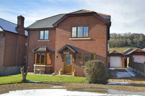 Bethany, Abermule, Montgomery, Powys, SY15, Mid Wales - Detached / 4 bedroom detached house for sale / £249,950