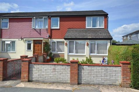 205, Swallow Drive, Maesyrhandir, Newtown, Powys, SY16, Mid Wales - Terraced / 3 bedroom terraced house for sale / £107,500