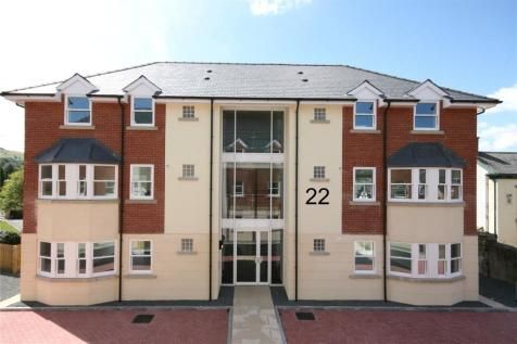 Valentine Court, Great Oak Street, Llanidloes, Powys, SY18. 1 bedroom property