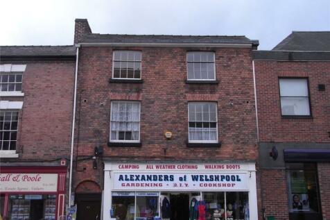 Broad Street, Welshpool, Powys. 1 bedroom flat