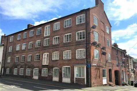 Chapel Street, Newtown, Powys, SY16. 1 bedroom flat