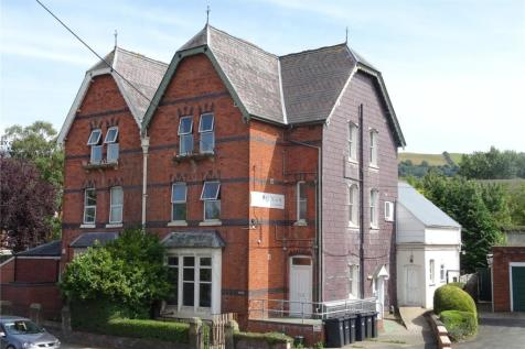 Nythfa, New Road, Newtown, Powys, SY16. 1 bedroom flat