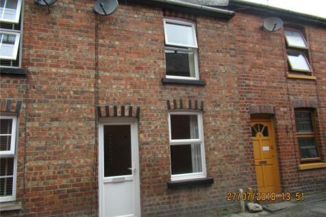 Wellington Terrace, Llanidloes, Powys, SY18. 1 bedroom property