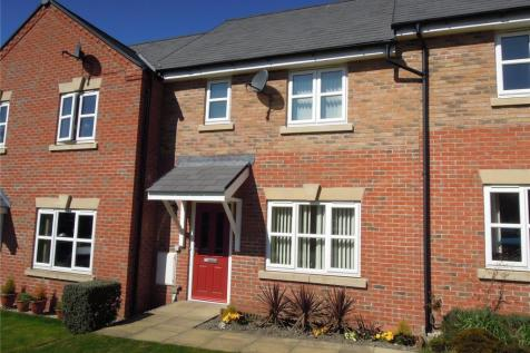 Meadow View, Newtown, Powys, SY16. 2 bedroom terraced house