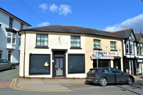 Bank Chambers, Shortbridge Street, Newtown, Powys, SY16 property