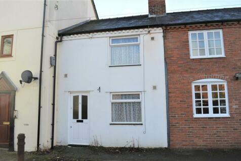 Crown Street, Newtown, Powys, SY16. 2 bedroom terraced house