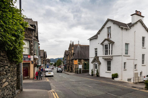 Stonecliffe, Lake Road, Bowness On Windermere, Cumbria, LA23 3AP. 6 bedroom apartment for sale