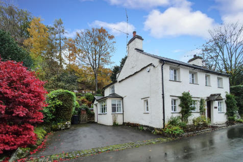 Cherry Tree, Troutbeck, Windermere LA23 1PG. 4 bedroom cottage for sale