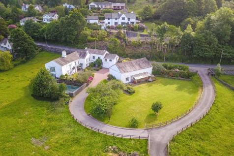 Bordriggs Farm, Kendal Road, Bowness On Windermere, Cumbria, LA23 3HU. 5 bedroom detached house for sale