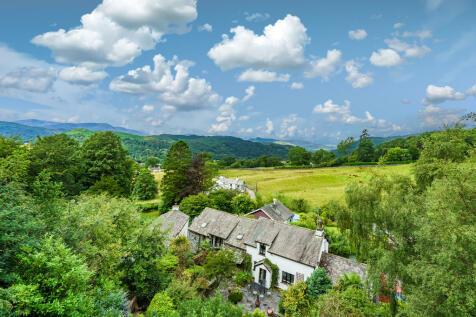 Seathwaite Cottage, Seathwaite Lane, Ambleside, Cumbria LA22 9ES. 5 bedroom detached house for sale