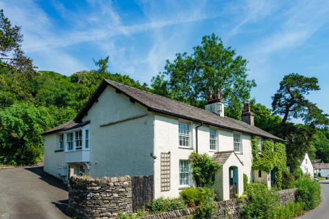Todd Crag House, Clappersgate, Ambleside, Cumbria, LA22 9NA. 5 bedroom apartment for sale