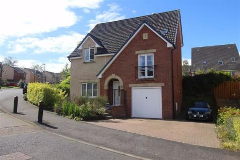 Lairds Dyke, Inverkip Greenock. 4 bedroom detached house for sale