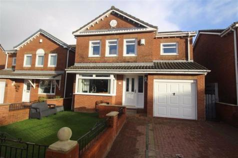 Clyde Wynd, Greenock. 4 bedroom detached house for sale
