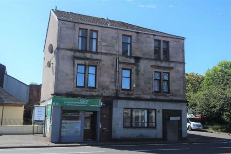 East Hamilton Street, Greenock. 1 bedroom flat