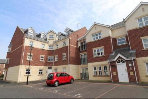 Louise House, Royal Courts, Sunderland. 3 bedroom apartment