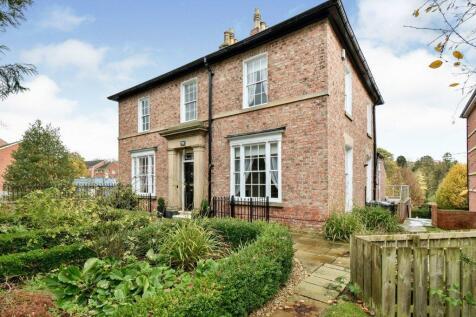 Grange Road/ West End - Darlington. 6 bedroom detached house