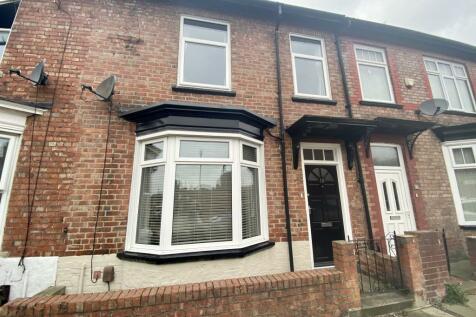 Belverdere Road/ South Park - Darlington. 2 bedroom terraced house
