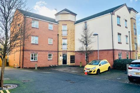 Manorhouse Close, Walsall, WS1. 2 bedroom apartment