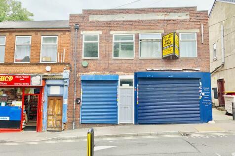 Caldmore Road, Walsall, WS1. Studio flat