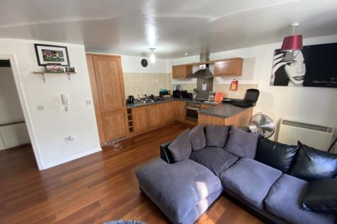 CENTRAL SWINDON. 1 bedroom apartment
