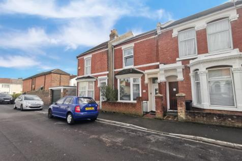 Room 3, Percy Road, Gosport. 1 bedroom house share