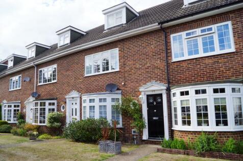 Walton-on-Thames. 3 bedroom terraced house