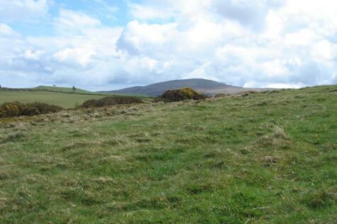 Land at Glentramman Tops. Farm land for sale