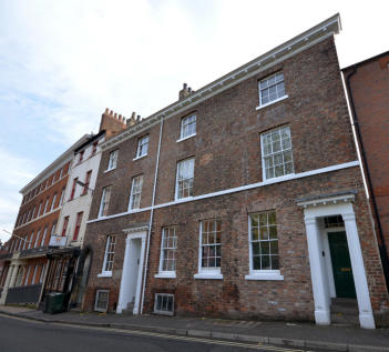 Tanner Row, City Centre. 1 bedroom apartment