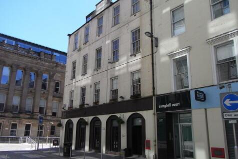 Garth Street, Merchant City, G1. 2 bedroom flat