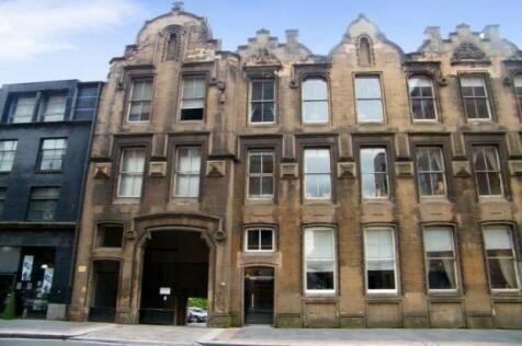 Ingram Street, Glasgow, G1. 1 bedroom flat