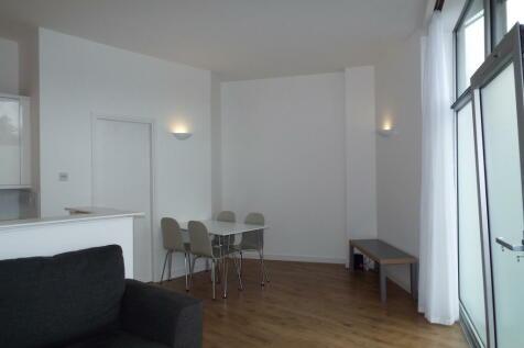 Greendyke Street, Glasgow Green, G1. 1 bedroom flat