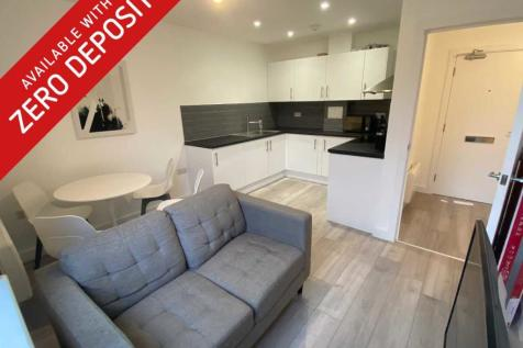 Bevois Valley Road, Southampton. 1 bedroom flat