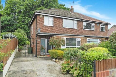 Woodland Park Road, Leeds. 3 bedroom semi-detached house