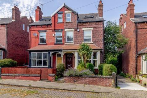 Stanmore Road, Leeds. 4 bedroom semi-detached house for sale