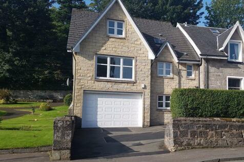 West Bridgend, Dumbarton. 5 bedroom semi-detached house for sale