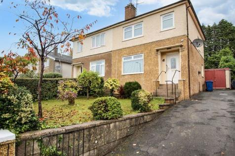 Cardross Road, Dumbarton. 3 bedroom semi-detached house for sale