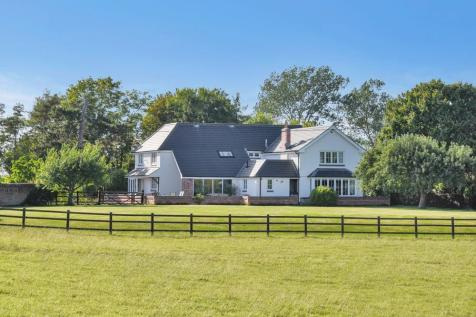 Cropwell Road, Langar. 5 bedroom detached house for sale