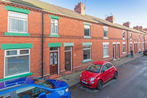 West Street, Hoole, Chester. 3 bedroom house