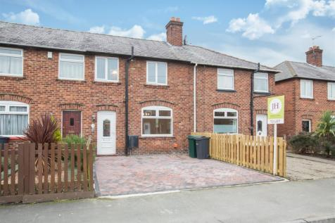 Prenton Place, Chester. 3 bedroom terraced house