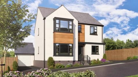 EQUINOX 1, Exeter, EX1. 4 bedroom detached house for sale