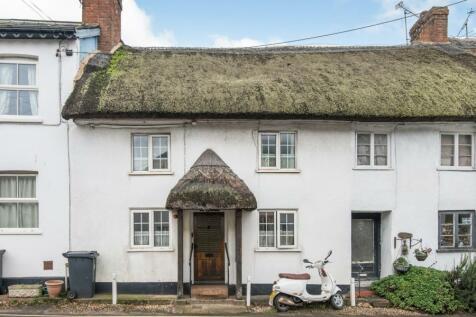 Church Street, Sidford, Sidmouth, Devon, EX10. 2 bedroom terraced house