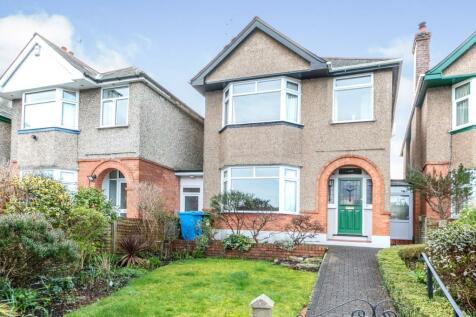 Sheringham Road, Branksome, Poole, BH12. 3 bedroom detached house