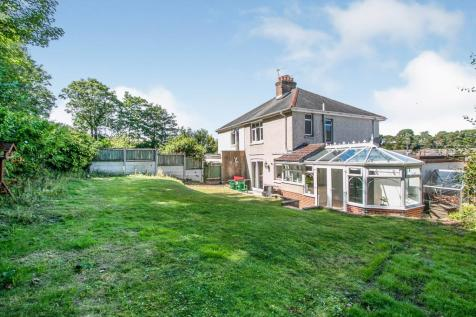 Alby Road, Branksome, Poole, BH12. 3 bedroom semi-detached house