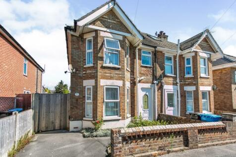 Croft Road, Poole, BH12. 3 bedroom semi-detached house