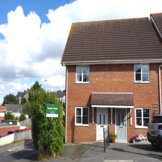 Churchill Road, Parkstone, Poole, BH12. 3 bedroom semi-detached house