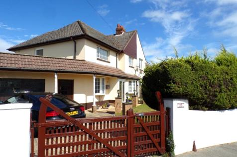 Rossmore Road, Parkstone, Poole, BH12. 4 bedroom semi-detached house
