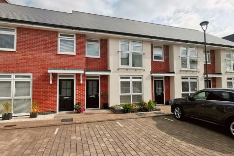 Stabler Way, Hamworthy, Poole, Dorset, BH15. 3 bedroom terraced house