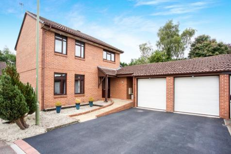 Clydesdale Way, West Totton, Southampton, Hampshire, SO40. 4 bedroom detached house