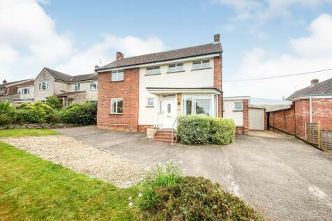 Combe Street Lane, Yeovil, Somerset, BA21. 4 bedroom detached house